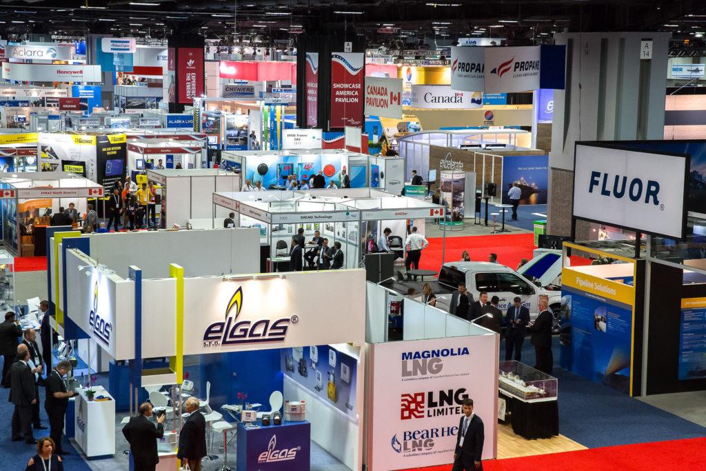 WGC 2018 exhibition; WGC 2021
