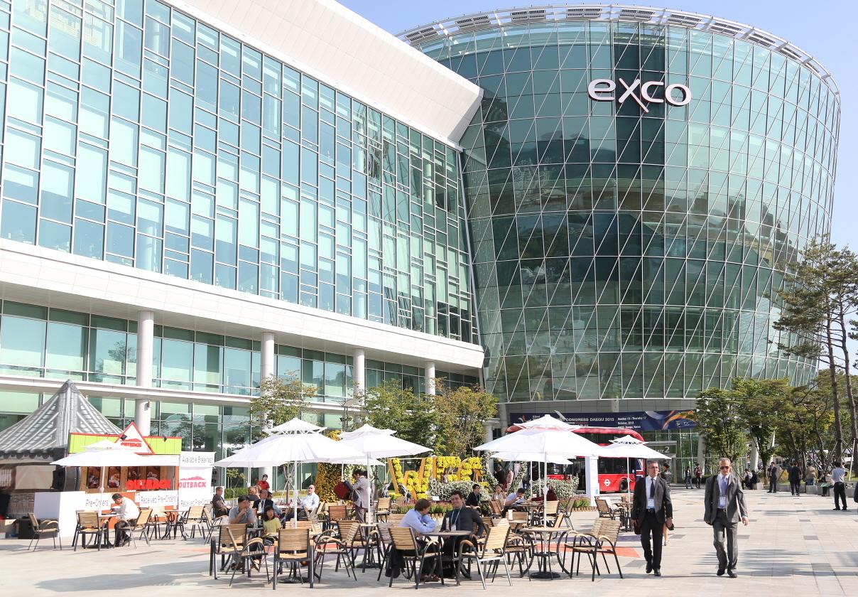 EXCO;WGC 2021 Venue