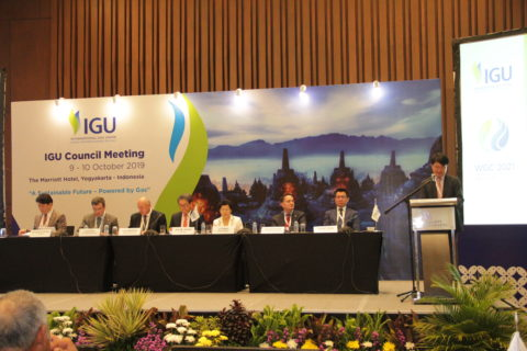 WGC 2021 presents latest updates at the IGU Council Meetings, Yogyakarta