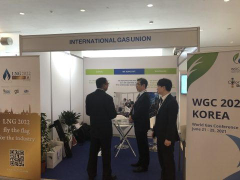 WGC 2021 Exhibits at IGRC 2020